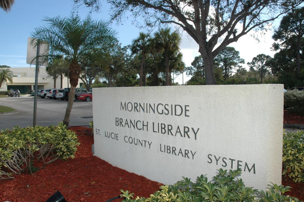 Morningside entrance