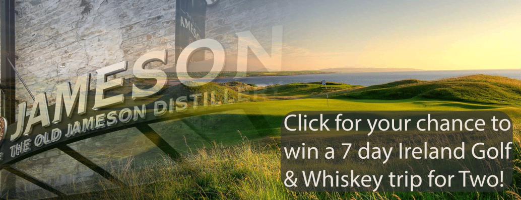 Win a golf trip to Ireland