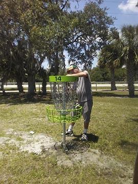 LWP disc golf