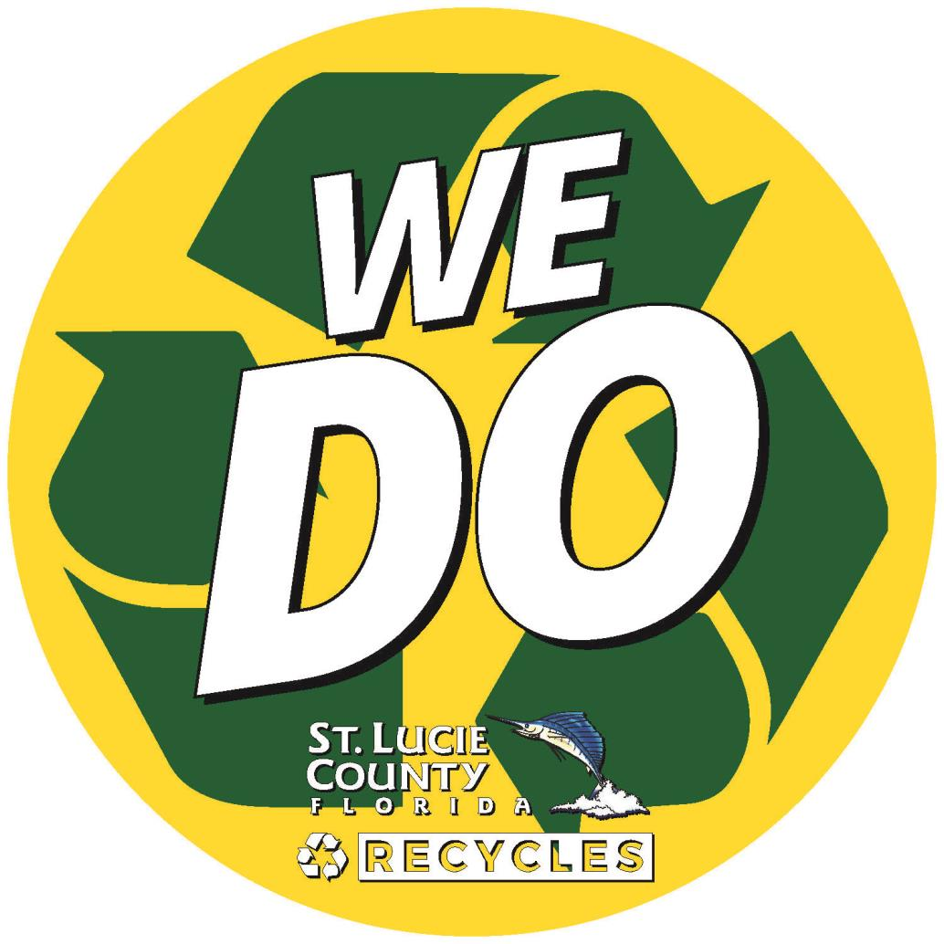 St Lucie County Recycles