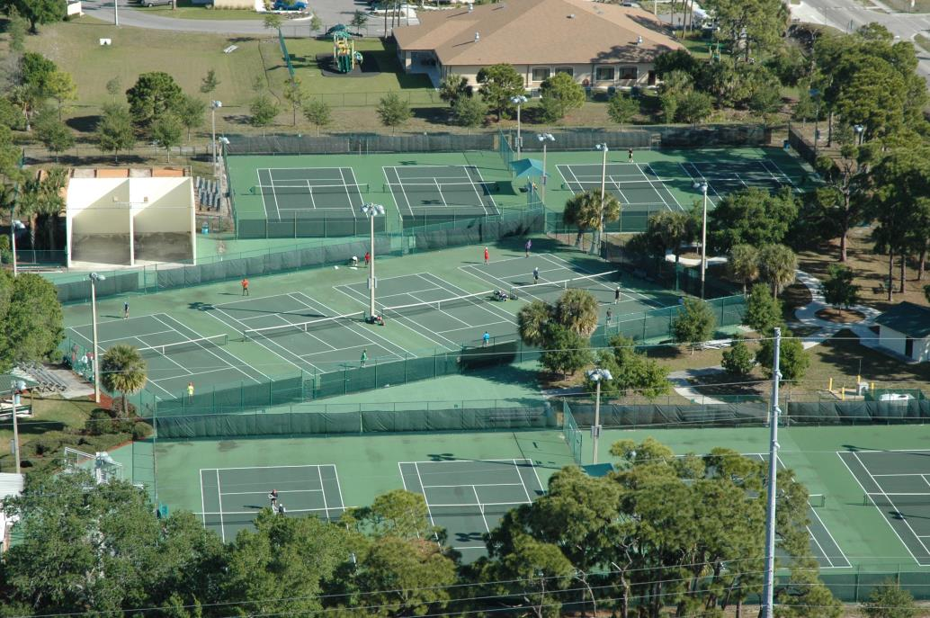 Lawnwood Tennis Courts