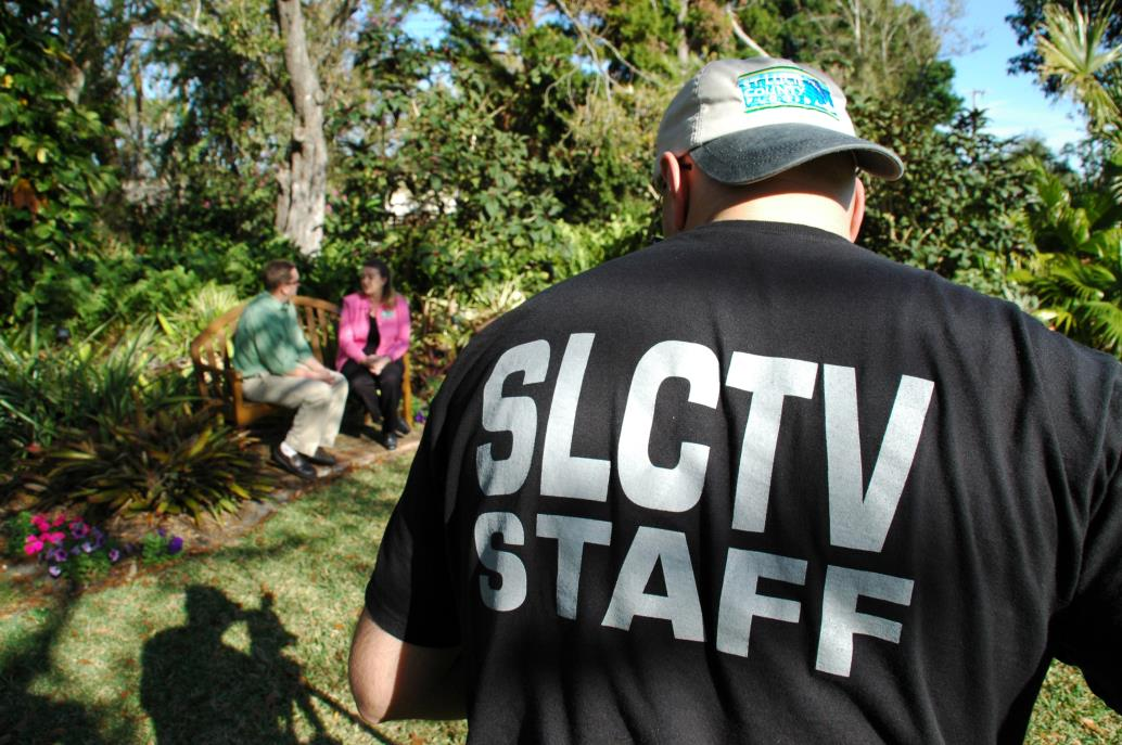 SLCTV on location