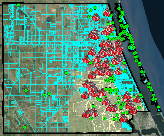 Interactive Maps St Lucie County Fl
