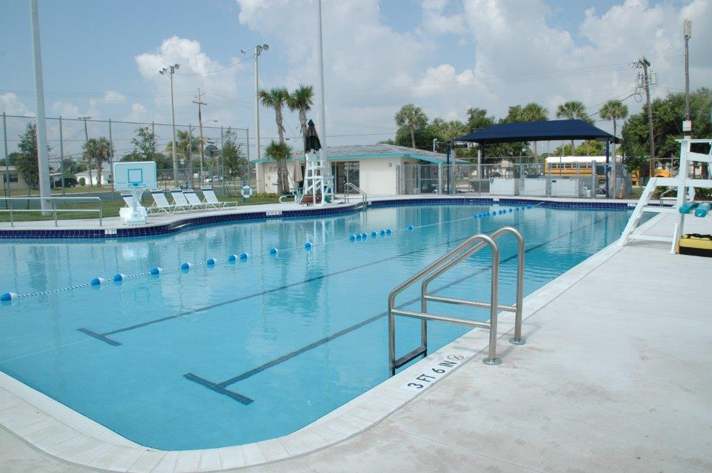 Lincoln Park Pool St Lucie County Fl