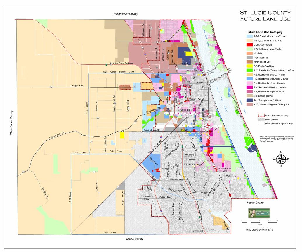 SLC Future Land Use