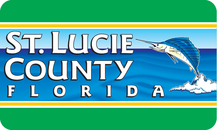 St Lucie County logo