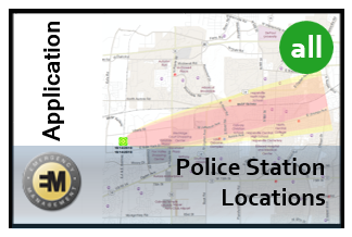 Police Station Locations App