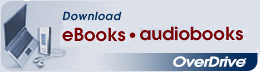Opens a new page to the Overdrive website, with ebooks and online audiobooks