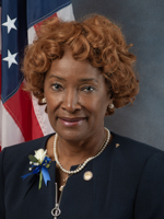 Rep. Delores Hogan Johnson