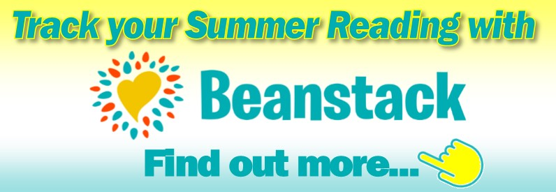 Track Your Summer Reading with Beanstack Small Ad 2019