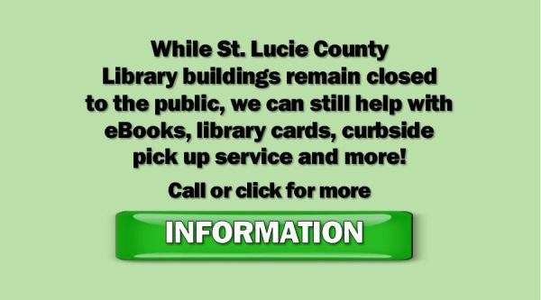 Library closure information