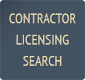 CONTRACTOR LICENSING SEARCH