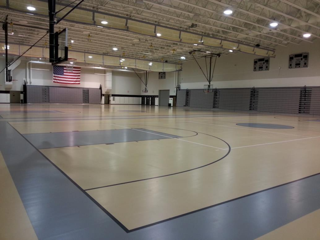 Fenn Center Gym