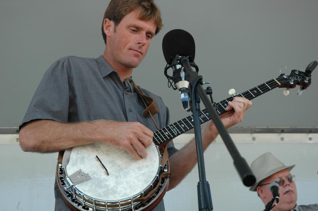 Oxbow banjo music