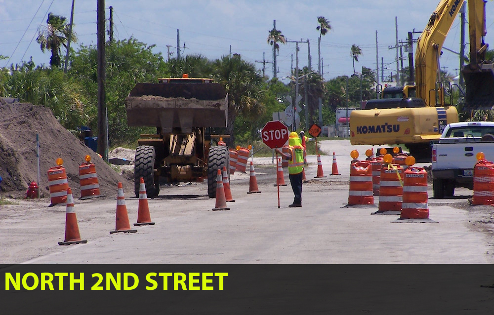 North 2nd Street Project