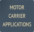 MOTOR CARRIER APPLICATIONS